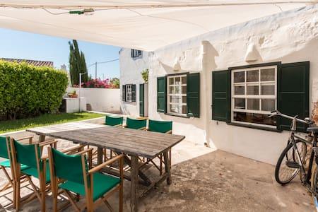 vivienda típica Menorquina - Sant Lluís