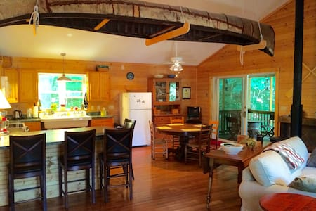 Greenbrier River Cabin