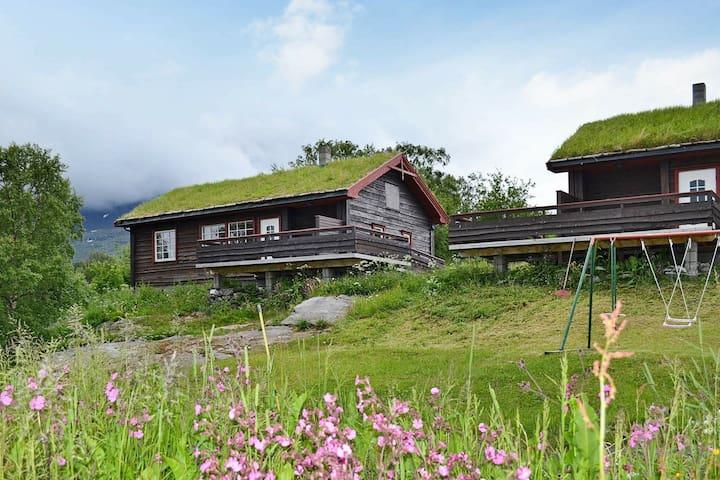 6 personas casa en Hamnvik