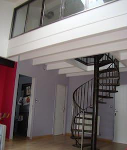 Chambre dans maison calme et lumineuse - L'Isle-d'Espagnac