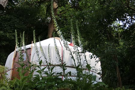 Garden Yurt less than 1hr from London - Aspley Guise - ユルト