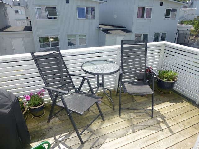 Cozy apartment outside Sandnes! - Sandnes - Daire