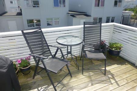 Great apartment outside Stavanger! - 桑內斯(Sandnes)