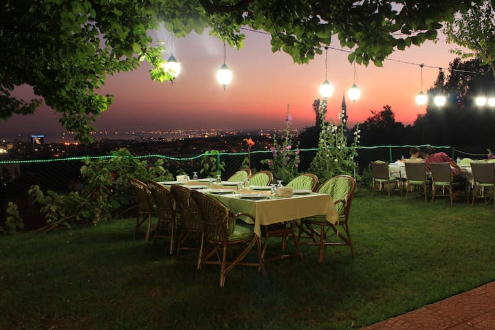 A magnificent view country house - Üsküdar - บ้าน