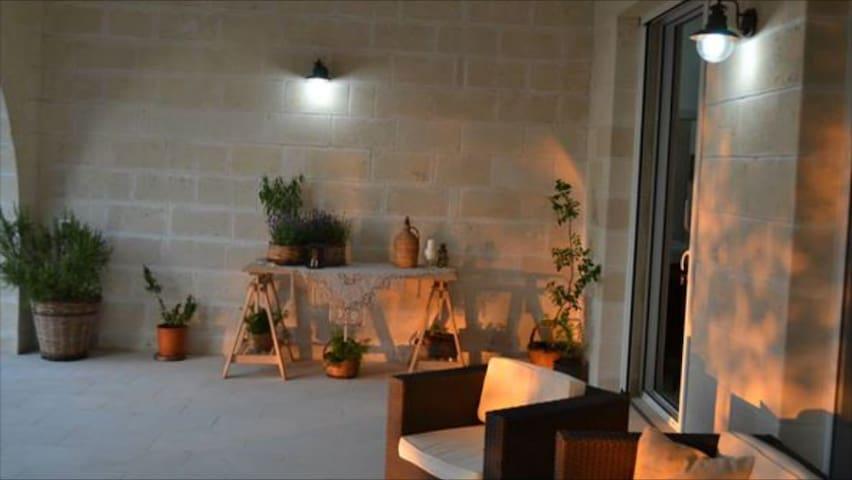Villa in pietra Leccese a Otranto - Giurdignano - Villa