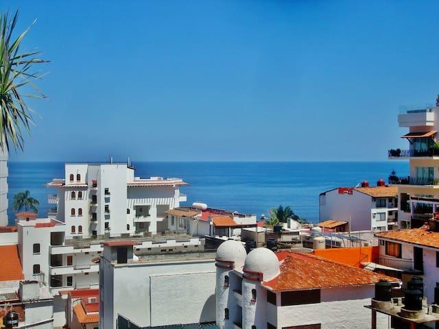 Views Of Banderas Bay and Old Town