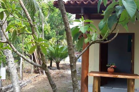 Casa em Garapuá - Ilha de Tinharé - Bahia - Morro de São Paulo - Casa