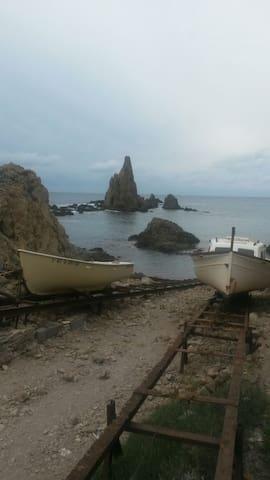 Alojamiento Rural Cabo de Gata - El Hornillo - Dom