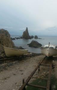 Alojamiento Rural Cabo de Gata - El Hornillo - Hus
