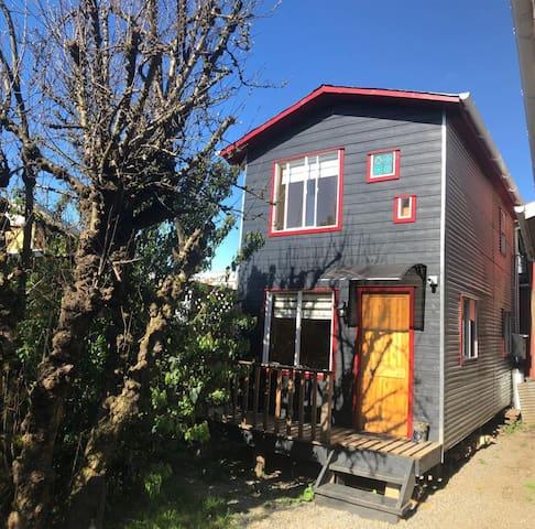 Cabaña nueva con excelente ubicación en Castro