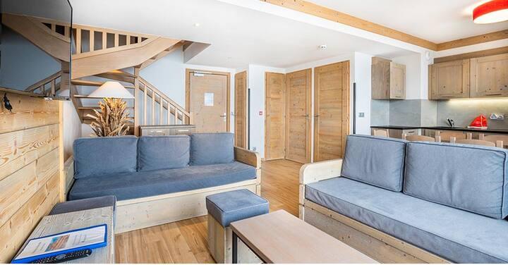 Appartement duplex n°409 ski au pied