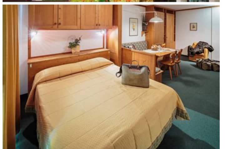 Camera  in Hotel 4 Stelle a Cortina D'Ampezzo &SPA