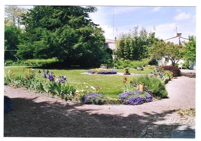 Parc et pelouse
