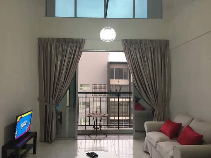 Cozy & Cheapest block A @Hijauan Heights