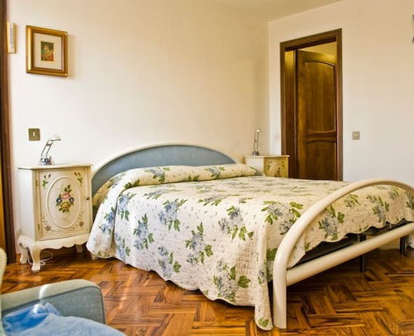 "B&B Pleris - Bedroom ""Mezzanino"""