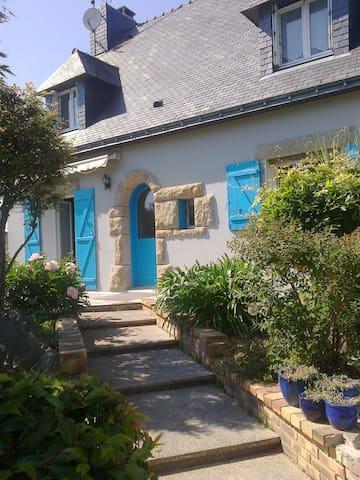 Appartement lumineux 4 pers maison - Ploemeur - Talo