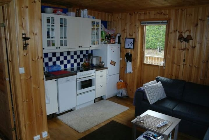 Nice small flat near Oslo for rent - Asker - Rumah