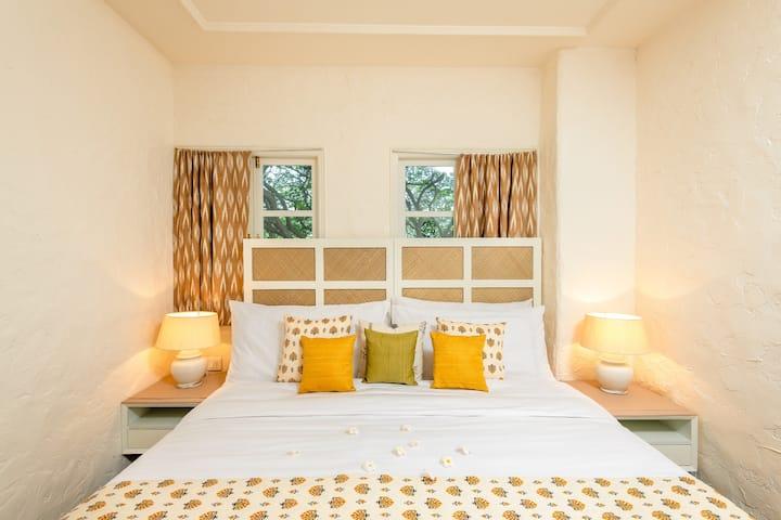 Boutique Room 9 at Meraki Suites - Indiranagar