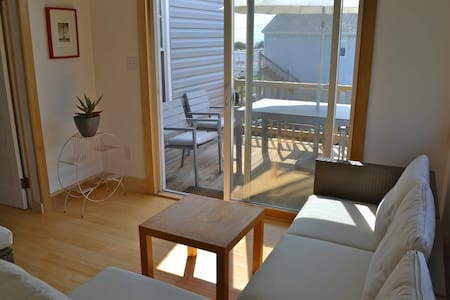 Sunny, breezy beach block apartment - Strathmere