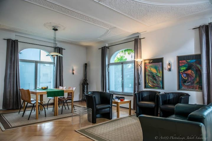 modernes grosszügiges Appartement - Balgach - Loft