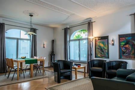 modernes grosszügiges Appartement - Balgach - Loteng Studio