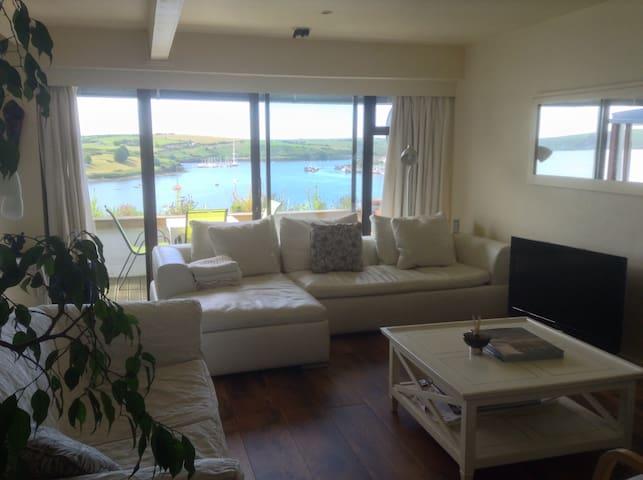 Stunning penthouse waterside apt. - Kinsale - Huoneisto