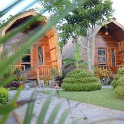 eco garden resort ekas lombok