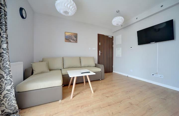 Apartament EverySky Karpacz Wilcza 3f4