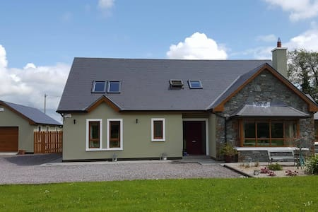 Spacious, modern, luxurious home from home. - Tralee