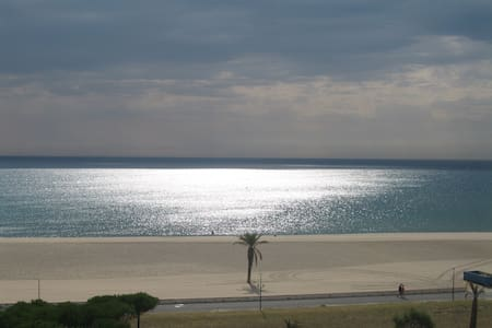 St CYPRIEN PLAGE les pieds dans l'eau ! - Saint-Cyprien