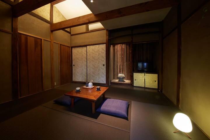 SAKAINOMA 熊 HANARE room