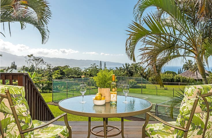 **Professionally Sanitized** Pupukea Home on 1 Acre w/Mountain + Ocean Views! - North Shore House Pupukea 3 BDR
