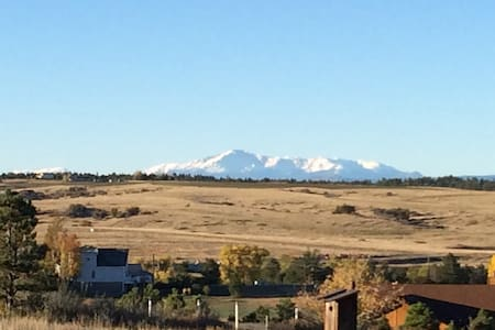 Country Living, Spectacular Views, 20 min to DTC - Parker