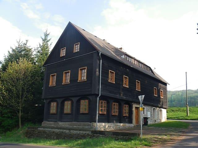 """Chalupa """"Lelkovna""""  Lužické hory - Dolní Podluží"""