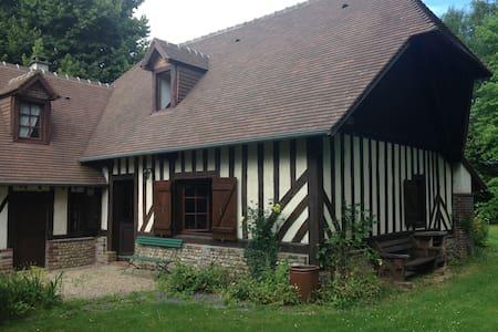 Belle maison normande de caractère - Marolles