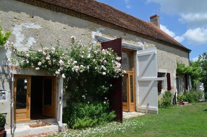 """LA THIBAUDE"" 58240 LIVRY (Bourgogne) - Livry - Dům"