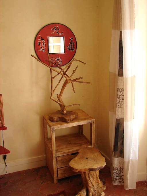 La chambre chinoise guesthouses for rent in sainte gemme for Chambre chinoise