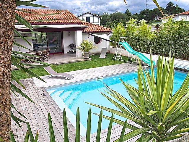 Chambre d'hôte avec piscine limite Arcangues