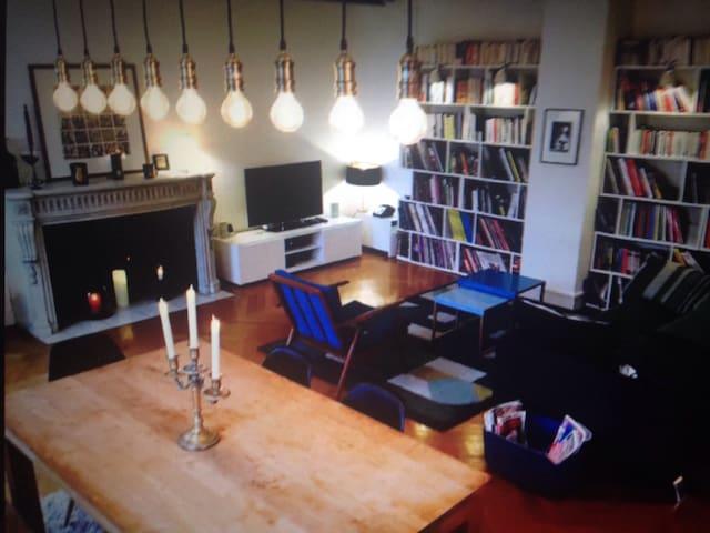 Bel appartement chaud CBD - Beauvais - อพาร์ทเมนท์