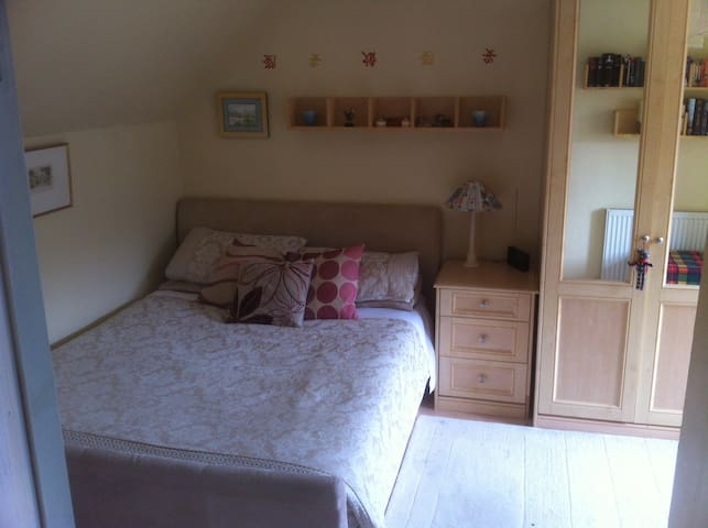 2.  1st Floor Room with Double Bed