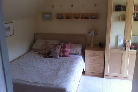 2.  1st Floor Room with Double Bed - House