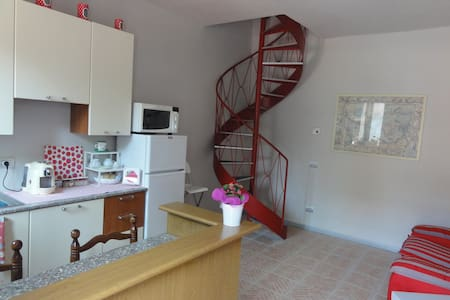 Bed & Breakfast in the city centre - Magenta