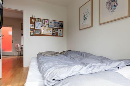 Lækker lille lejlighed i Aarhus C - Aarhus - Apartment