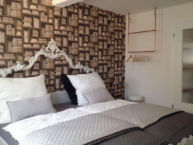 Charmante Ferienwohnung für 2 sehr zentral gelegen - Bingen - Appartement