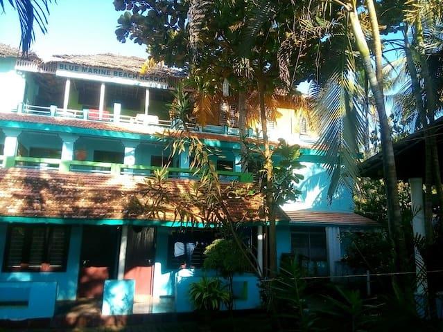 Blue Marine Guest House, Varkala - Thiruvananthapuram