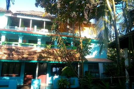 Blue Marine Guest House, Varkala - Thiruvananthapuram - Outro