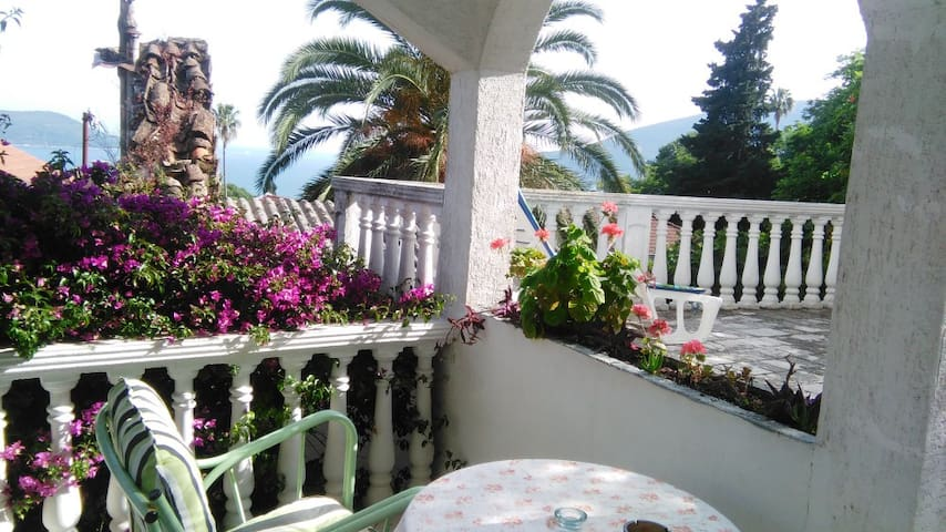 Nice calm house with two comfortable balconies - Herceg - Novi - Casa