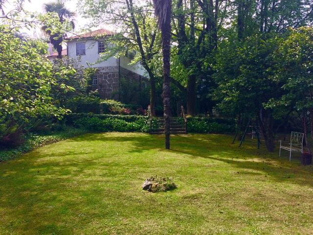 Quinta da Cantareira férias de campo com qualidade
