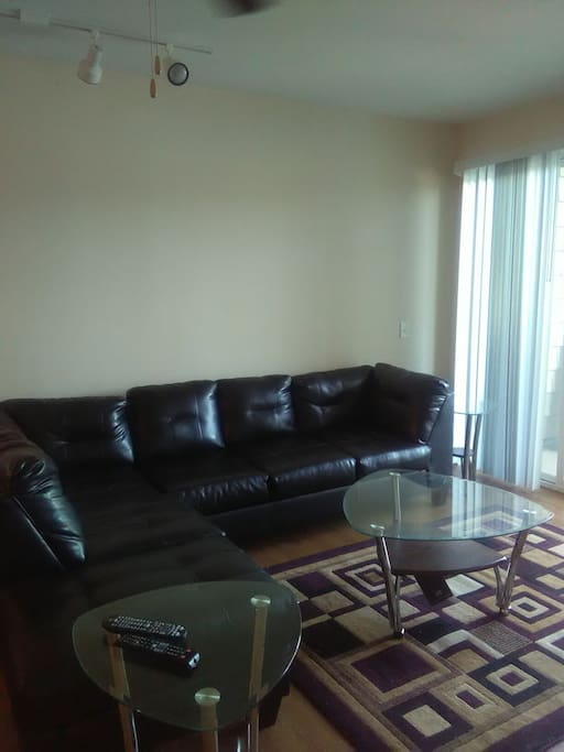 New comfy Serta Couch