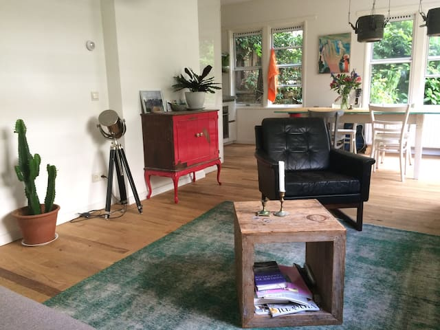 NEW: Cosy apartment with big garden